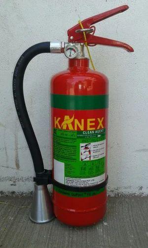 ABC Type Fire Extinguisher ISI, Capacity: 5Kg