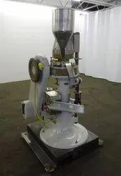 Camphor Tablet Making Machine 16 Station