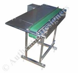 Conveyor With Single Side Platform