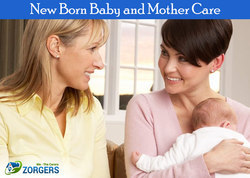 New Born Baby And Mother Care