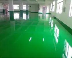 Metallic and Non-Metallic Hardened Flooring