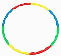 Collapsible Hula Hoop