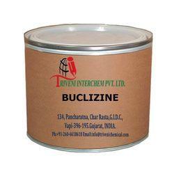 Powder Buclizine, Packaging Type: Fiber Drum, Grade Standard: Industrial Grade