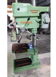160 - 25mm Geared Bench Drill Machine