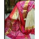 Silk Ikkat Saree