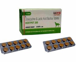 Doxypet 200 (Doxycycline 200mg)