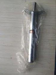 Simple Lighter Silver SS Gas Lighter