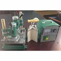 Portable UPVC V Welding Machine