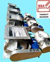 Heavy Duty Fabricated BSA Airlock Valves
