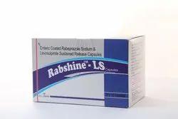 Enteric Coated Rabeprazole Sodium And Levosulpiride Sustained Release Capsules