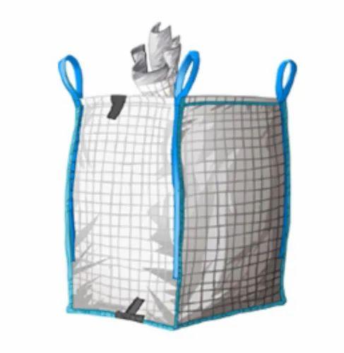 Conductive FIBC Bags, FIBC Jumbo Bag, FIBC Bulk Bags, FIBC Big Bags,  एफआईबीसी बैग in Bodakdev, Ahmedabad , ALPINE FIBC PRIVATE LIMITED | ID:  20793710630