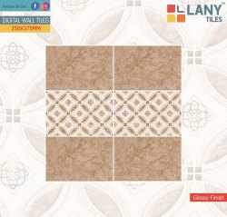 25x37.5cm Glossy Wall Tiles
