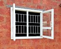 Shri Pant Galvanized Steel Designer Window