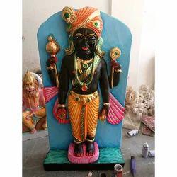 Black Statue
