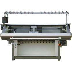 Automatic Computerized Flat Knitting Machine, Frequency: 50/60 Hz