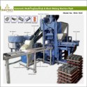 Automatic Multi Purpose Bricks & Block Machine 8cvt - BHA-102C