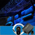 Car Light Fiber Optic Cable Star Ceiling Lighting Kit Sound Music Active Controllerwith 3m Mixed 450