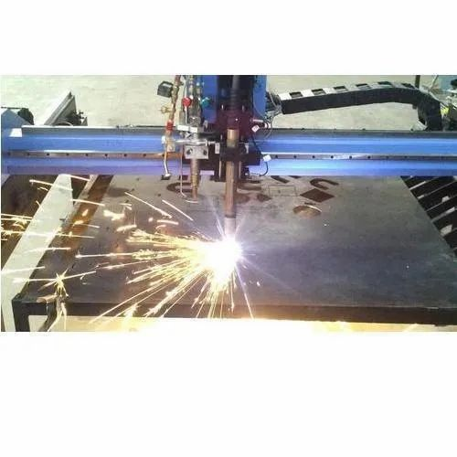 MS Plate Cutting Service