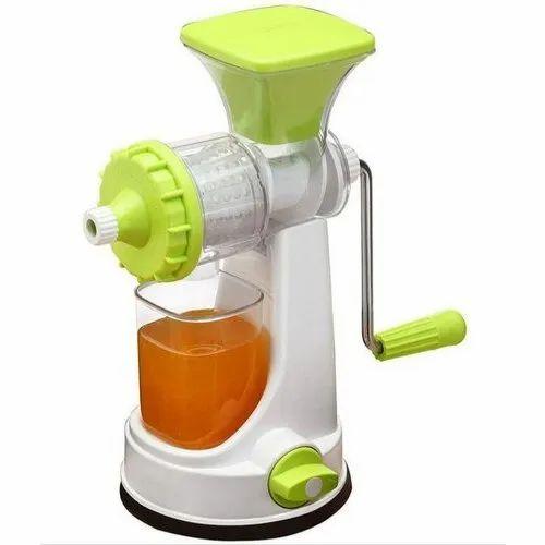 Ganesh Plastic Fruit Juicer, For For Fruit And Vegetable Juice,   ID:  20666188933