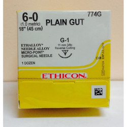 Ethicon Plain Gut Suture