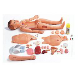 Multi Functional Unisex Child Nursing Manikin/ Old Child Nur