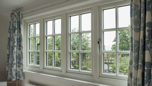 Rectangular Aluminium Casement Window