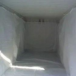 Container LDPE Tarpaulin Floor Liner