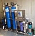 Fully Automatic RO Plant 250 LPH Premium