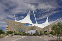 PVC Dome Tensile Structure