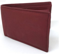 Mens Leather Wallet, Card Slots: 5