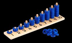 Numerical Ring Stacker