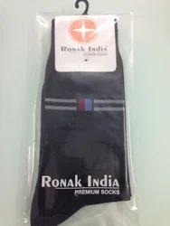 Ronak india Cotton Gents Socks