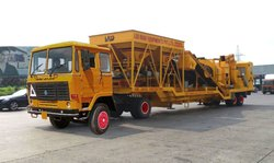 Movable Drum Mix Asphalt Plant