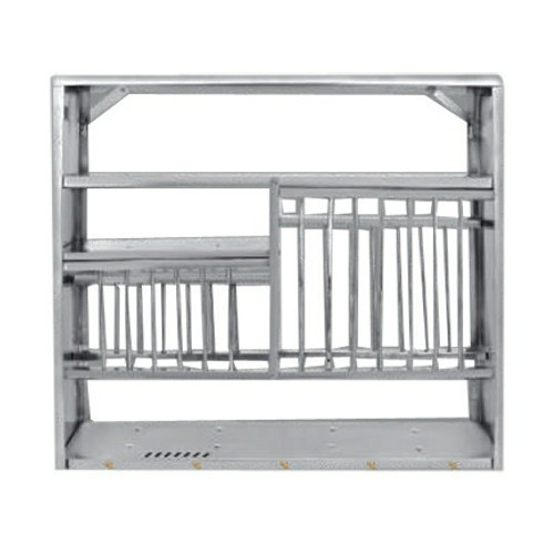 Bluestar Stainless Steel Plate Rack  sc 1 st  IndiaMART & Bluestar Stainless Steel Plate Rack at Rs 1400 /piece | Stainless ...