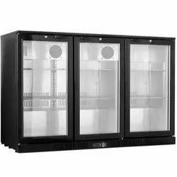 3 Door Back Bar Cooler