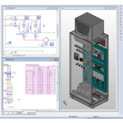 Eplan P8 Electrical Drawings Services, Location: Chennai