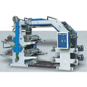 Four Color Non Woven Roll to Roll Flexo Printing Machine