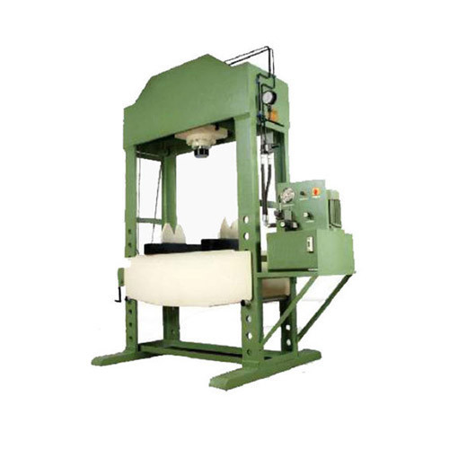 Hydraulic Hand Operated Press Machine