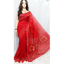 Trendy Box Handloom Silk Saree