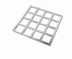 Stainless Steel Lattice Mat