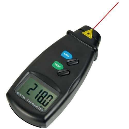 Digital Tachometer - Non Contact Tachometer Wholesale Supplier from