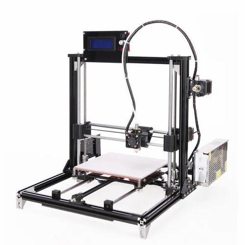 aluminum frame 3d printer, 3 dimensional printing machine, 3डी ...