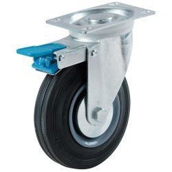 Hospital Caster Wheel