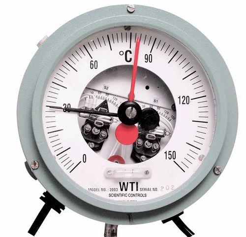 Transformer Winding Temperature Indicator - Winding Temperature