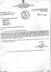 Explosive Licence Renewal