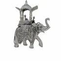 Metal Ambabari Elephant