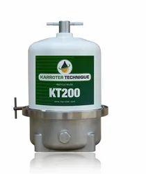 Centrifugal Lube Oil Separator KT 200