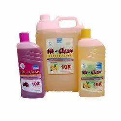 Hi Clean Liquid Housekeeping Cleaning Chemicals, Packaging Type: Can
