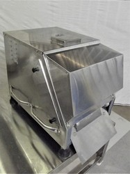 Commercial Semi Cooked Chapati Pressing Machine