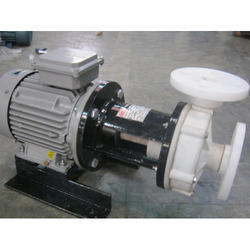 PVDF Monoblock Pump